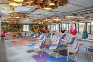 Creative & Modular room for co-creation meetings