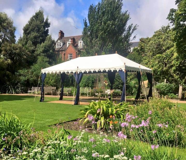 Picturesque event venue in Central London with spectacular views of the River Thames.