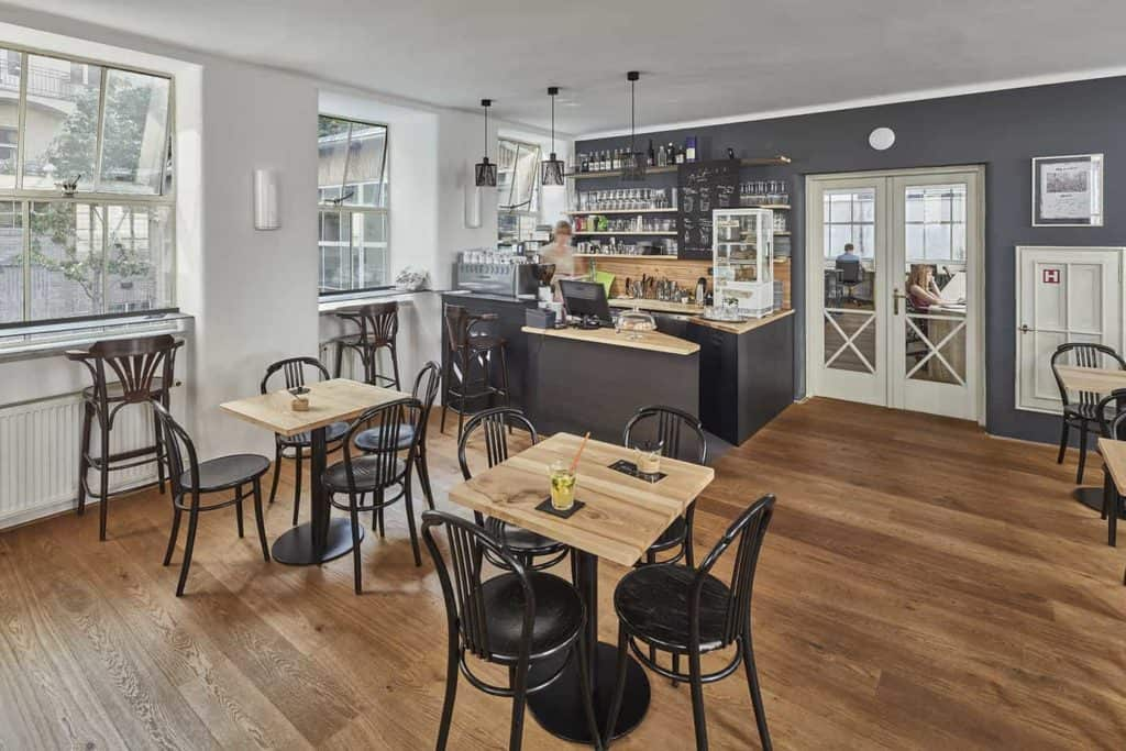 Nspiring Co Working And Event Space In The Heart Of Rague